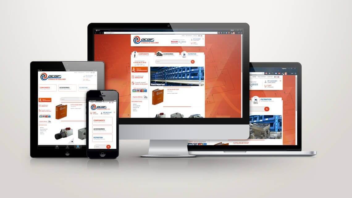 création site ecommerce Nantes