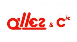 Kagency en charge de la création du site web d'Allez et Cie