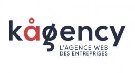 Refonte du logo de Kagency, l'agence web des Entreprises à Nantes