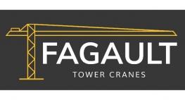 Fagault Tower Cranes choisit Kagency Nantes pour la création de son site web