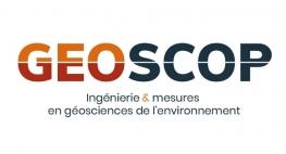 Refonte de logo pour Géoscop par Kagency Nantes