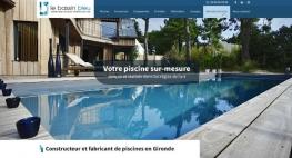 Kagency Nantes assure la rédaction des contenus pour le site internet Le Bassin Bleu