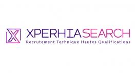 Création du logo d'Xperhia Search par Kagency Nantes