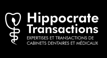 Création du nouveau site web Hippocrate Transactions Vannes par Kagency Nantes