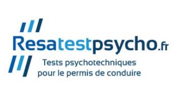 Création du logo de Resatestpsycho par Kagency Nantes