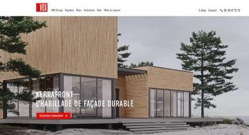 Création du site internet de VOX PROFILE par Kagency Nantes