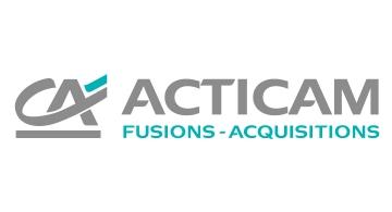 Mise en ligne du site web d'ACTICAM par Kagency Nantes