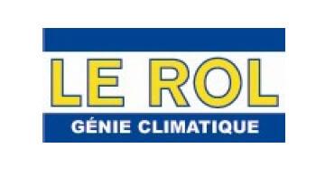 Refonte du logo de LE ROL Génie Climatique par Kagency, agence web à Nantes