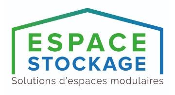 Création du logo d'ESPACE STOCKAGE Nantes par Kagency