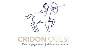 Création du logo et de la charte graphique du CRIDON OUEST par Kagency Nantes
