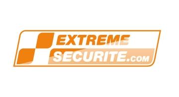 Création du site internet d'Extrême Sécurité par Kagency Nantes