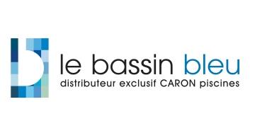 Création du site web des piscines Le Bassin Bleu par Kagency Nantes