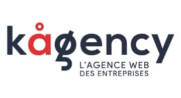 Création du nouveau logo de Kagency, agence web à Nantes