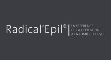 Création du site web de Radical Epil Nantes, St-Nazaire, Guérande par Kagency