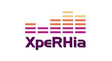 Création du logo et  du site web d'Xperhia Search par Kagency Nantes