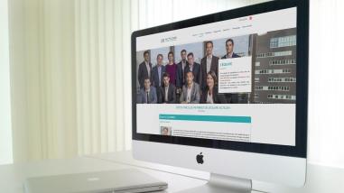 Refonte du site web d'ACTICAM Nantes par Kagency