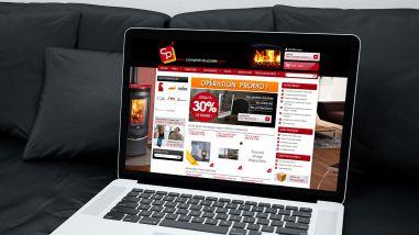 Création boutique en ligne Prestashop - Kagency