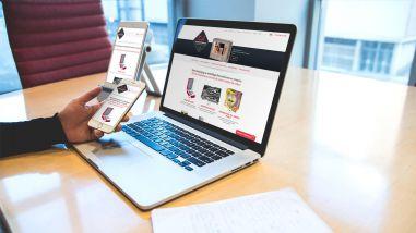 Création de site internet pour CSI Thermoformage Nantes par l'agence web Kagency
