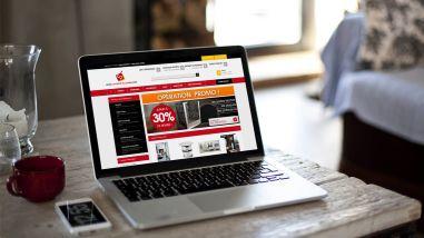 Refonte de site e-commerce du Comptoir du Poêle Nantes, sous Prestashop par Kagency