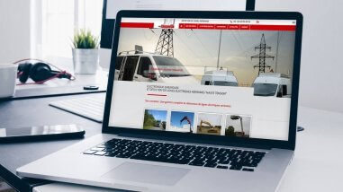Création du site web de JMJ Technologie Haute-Goulaine par Kagency Nantes