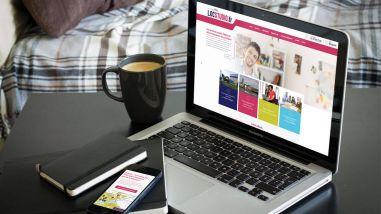 Refonte du site internet de Locstudio, le service Habitat d'Adelis Nantes