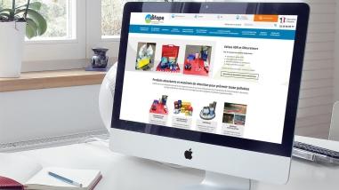 Création du site web de DIFOPE par Kagency Nantes