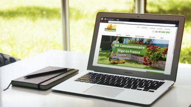 Création de catalogue en ligne