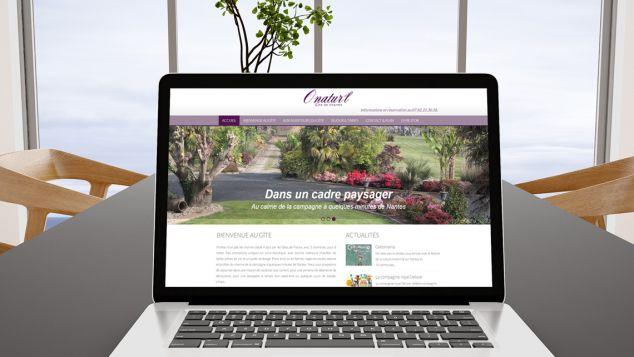 Site pour Gite - Wordpress