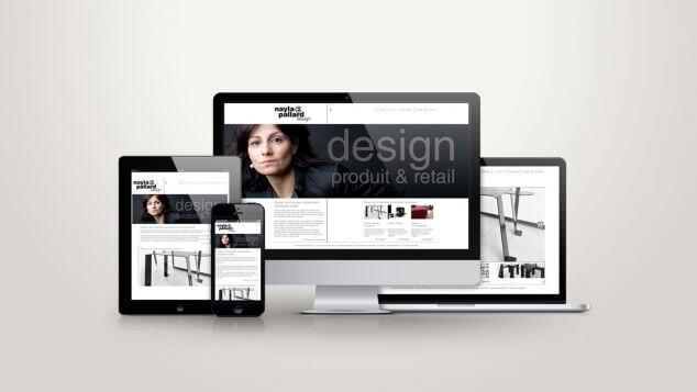 création web design industriel - Nantes et Montréal - Kagency