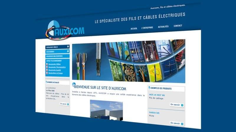 Kagency réalise le moteur de recherche multicritères sur-mesure d'Auxicom Nantes