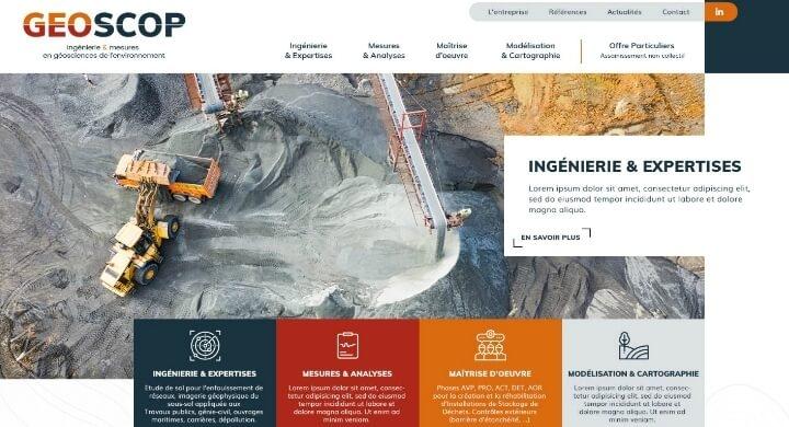 L'importance de la home page par Kagency Nantes