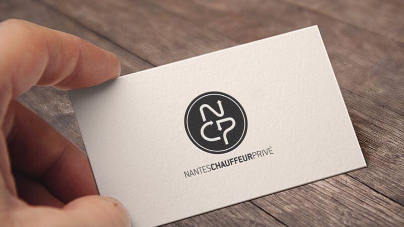 Pack Papeterie du créateur d'entreprise pour Nantes Chauffeur Privé avec Kagency