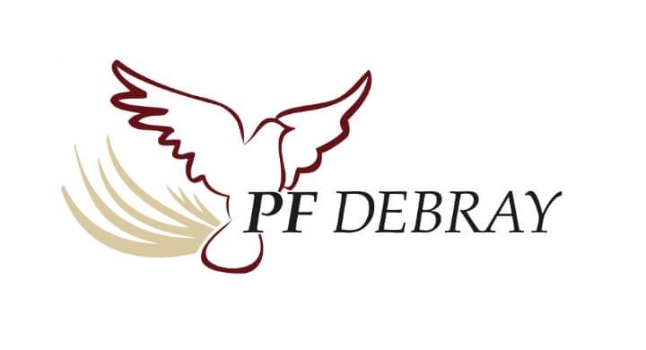 Création du site web PF Debray par Kagency Nantes