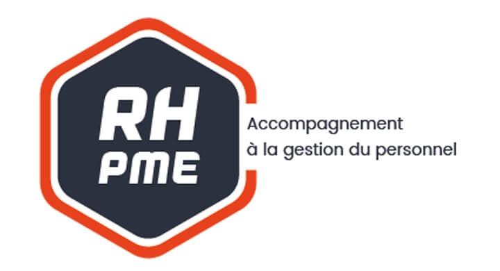Création de site web et conception de logo pour RH PME Nantes par Kagency
