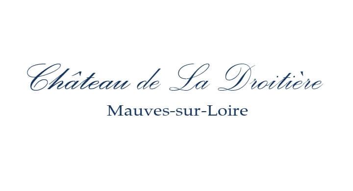 Création du site web du Château de La Droitière de Mauves/Loire par Kagency Nantes