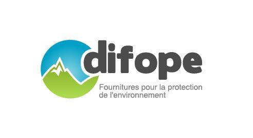 Logo de Difope créé par Kagency