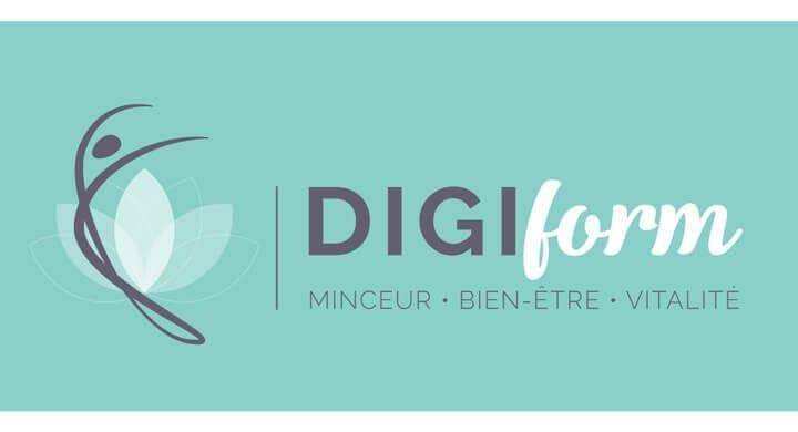 Kagency crée le nouveau logo de Digiform Nantes
