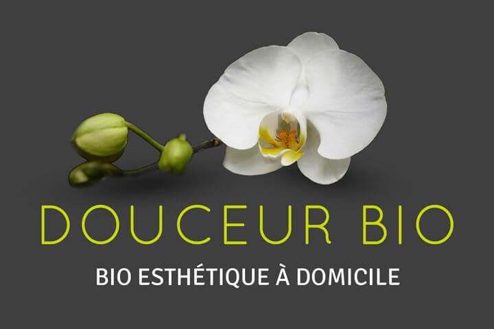 Logo de Douceur Bio créé par Kagency Nantes