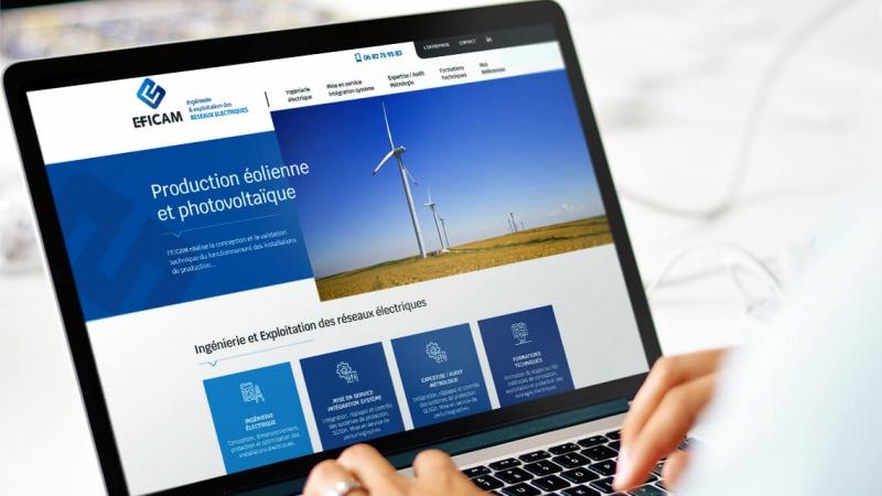 Témoignage d'EFICAM sur l'agence web Kagency Nantes