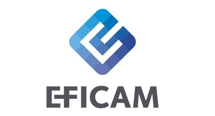 Kagency Nantes réalise le nouveau site web d'EFICAM