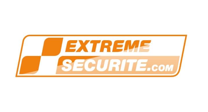 Kagency Nantes en charge de la  réation du site web d'Extrême Sécurité