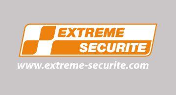 Refonte du site web d'Extrême Sécurité par Kagency Nantes