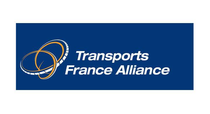 Nouveau site web pour les Transports France Alliance par Kagency Nantes