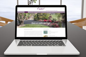 Site Wordpress par Kagency Nantes pour le Gite O Naturel
