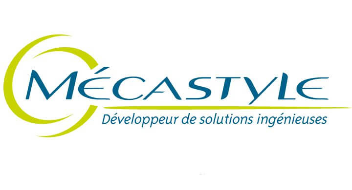 Création de site web pour les activités Fabrication Additive de Mécastyle par Kagency