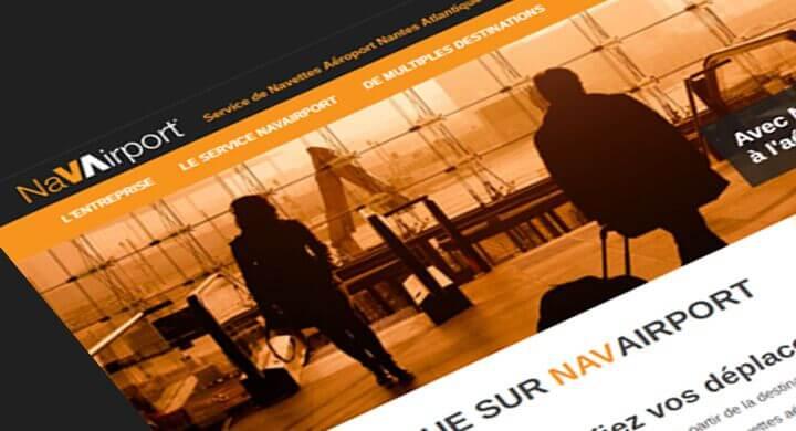 Refonte du site de Navairport et amélioration du référencement naturel