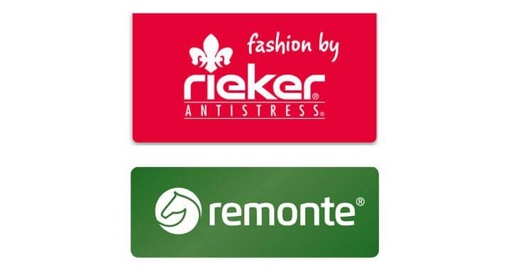Kagency travaille à la refonte des sites web des chaussures Rieker et Remonte